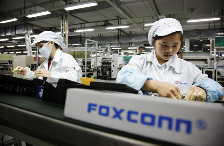 The COVID-19 pandemic had a massive impact on Foxconn's first quarter earnings