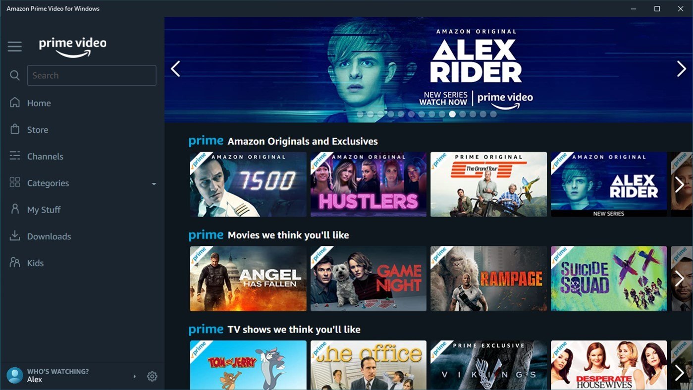Amazon Prime Video could soon offer live TV content