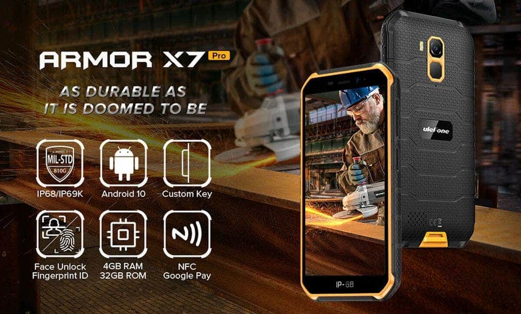 Ultimate 6 Reasons To Buy Ulefone Armor X7 Pro For Only $ 79.99