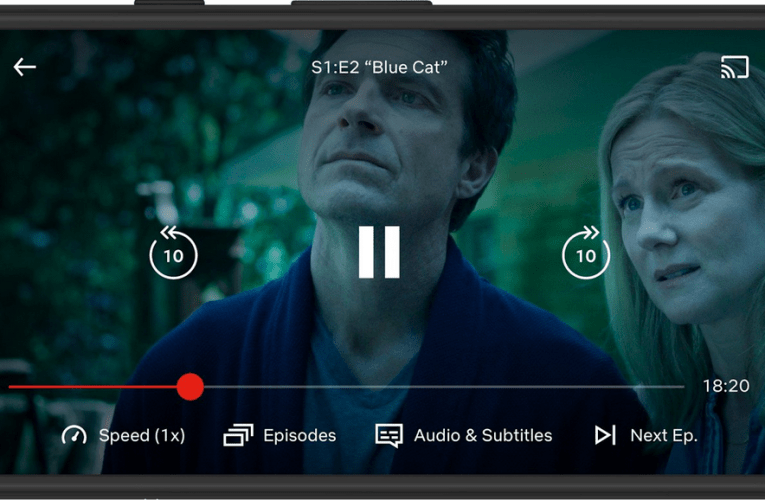 Netflix users can now control playback speed in their Android app