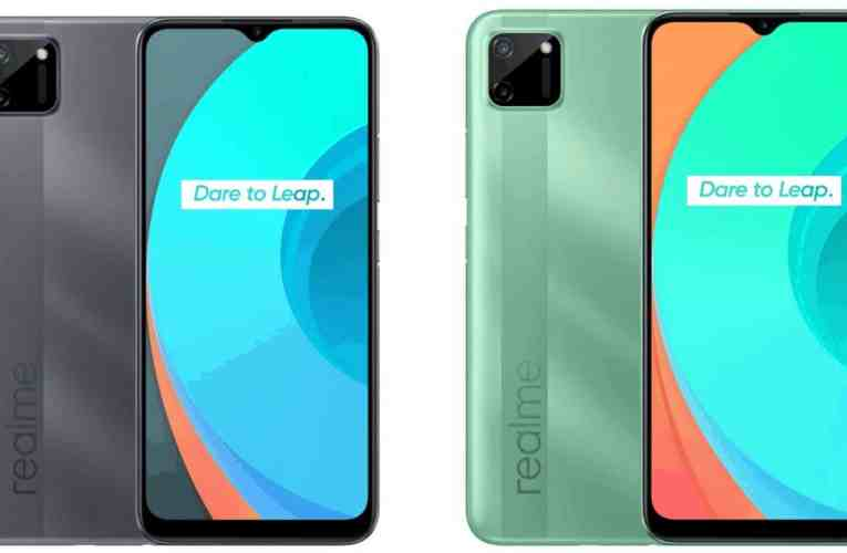 Realme C11 budget smartphone will arrive in India soon