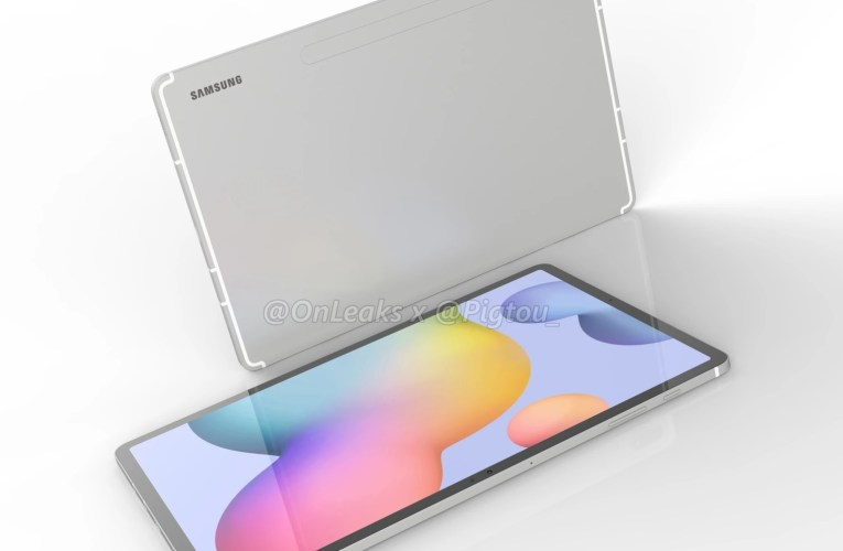 Samsung Galaxy Tab S7 + Leck shows Snapdragon 865+ and 45W charging