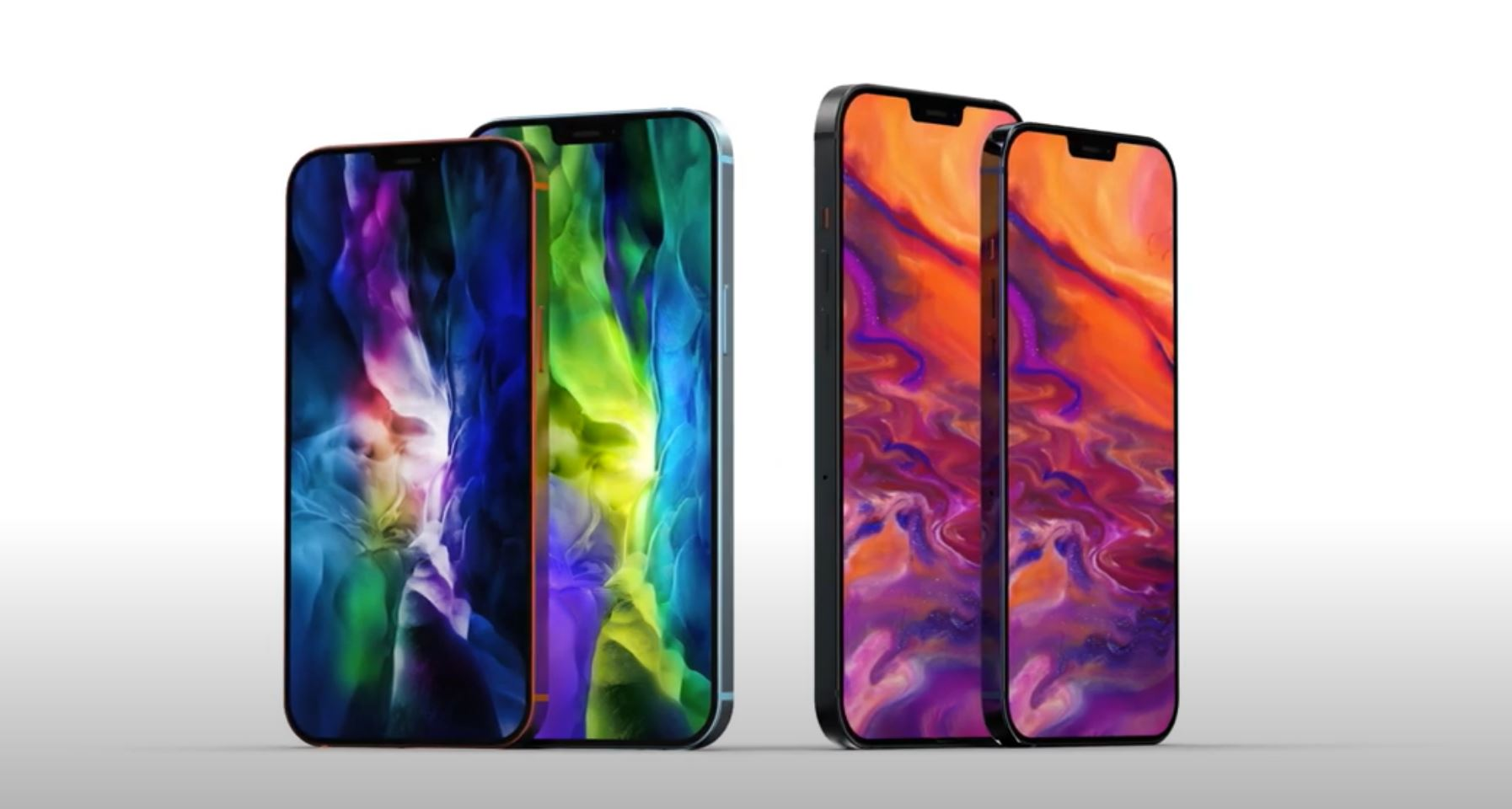 The iPhone 12 Pro may not offer a 120 Hz display