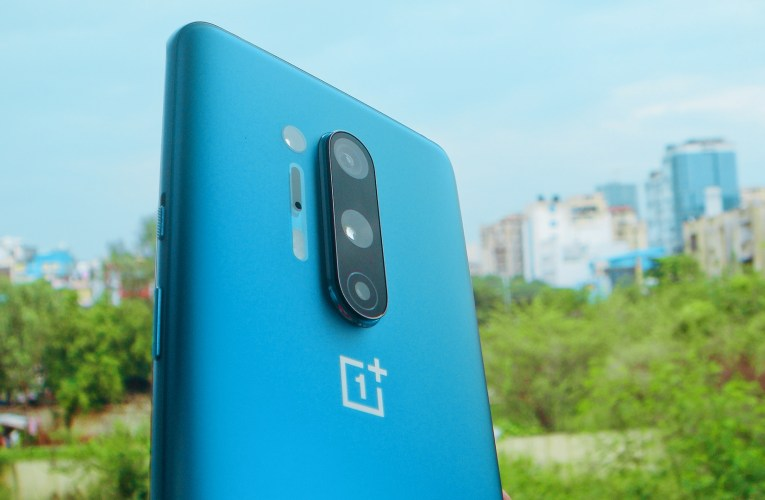The OnePlus 8T series may have a 64 megapixel camera: report