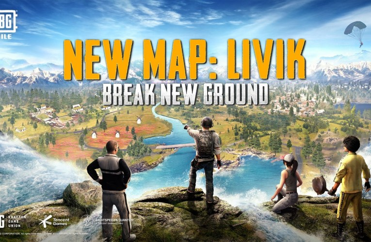 The PUBG Mobile Livik card offers shorter 52-player matches and new weapons