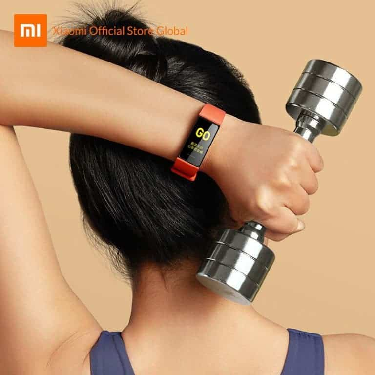 The Xiaomi Mi Smart Band 4C fitness wristband is launched