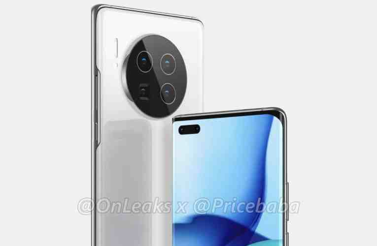 Huawei Mate 40 Pro comes with EMUI 11 – Mate 40 comes with EMUI 10.x.