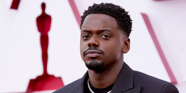 "Daniel Kaluuya won best supporting actor for ""Judas and the Black Messiah."