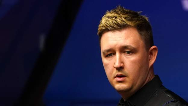 World Snooker Championship: Kyren Wilson dominates first session of semi-final against Shaun Murphy
