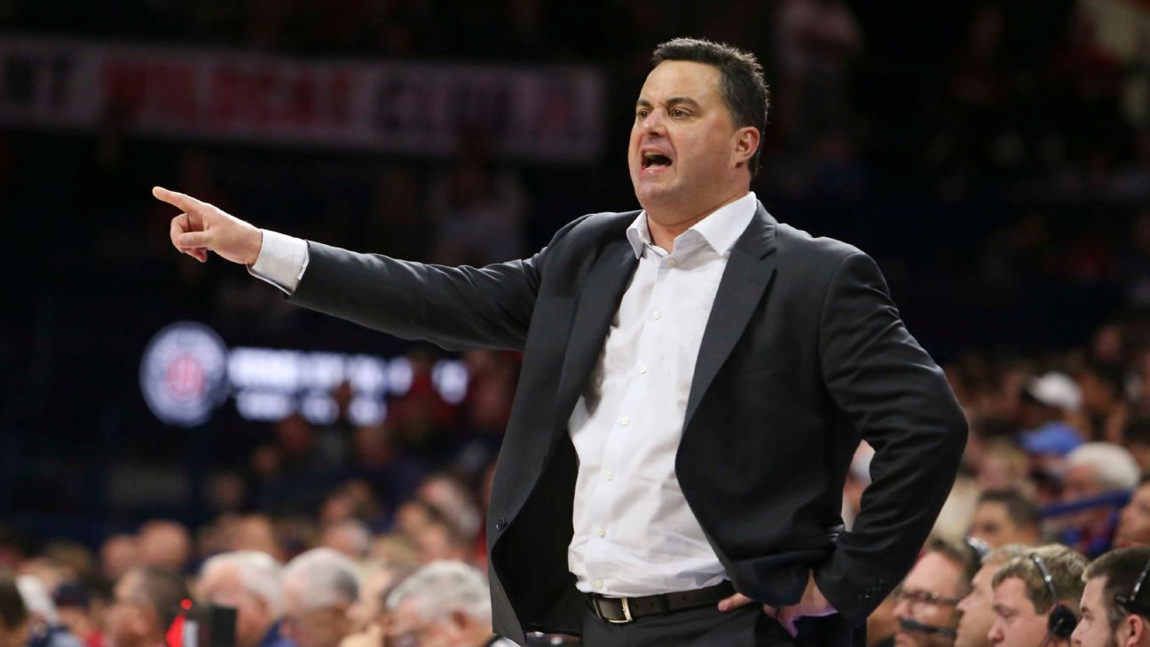 Arizona Wildcats fire men's basketball coach Sean Miller