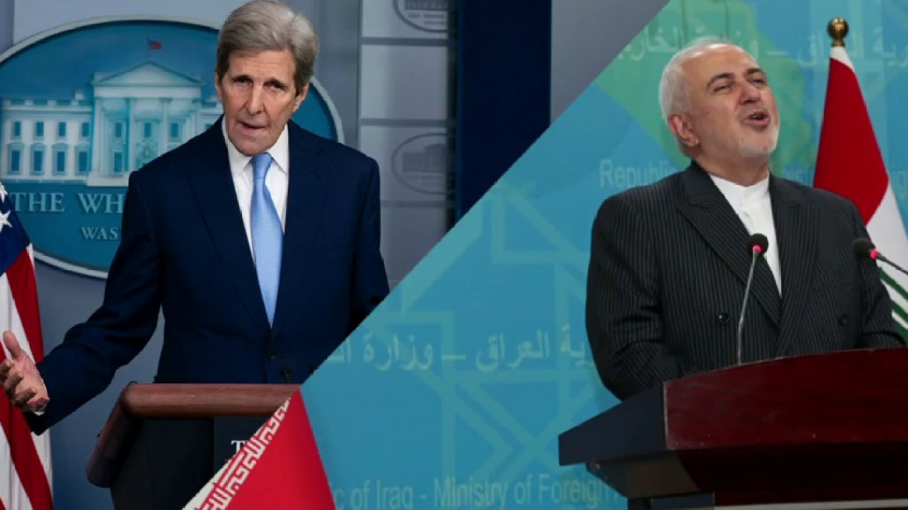 BLACKOUT: Nets skip report that Kerry told Iran about Israeli covert operations