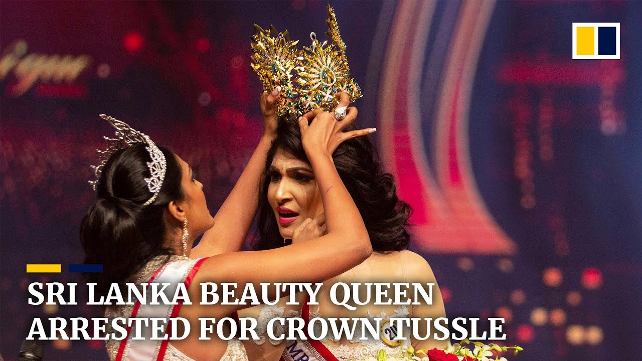 Beauty queen released on bail after Mrs Sri Lanka pageant scuffle - South China Morning Post