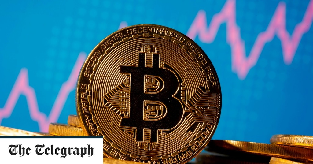 Bitcoin faces a 'washout' after $100bn Coinbase listing - live updates