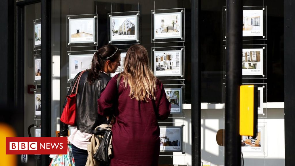 Low-deposit mortgage scheme is launched - BBC News