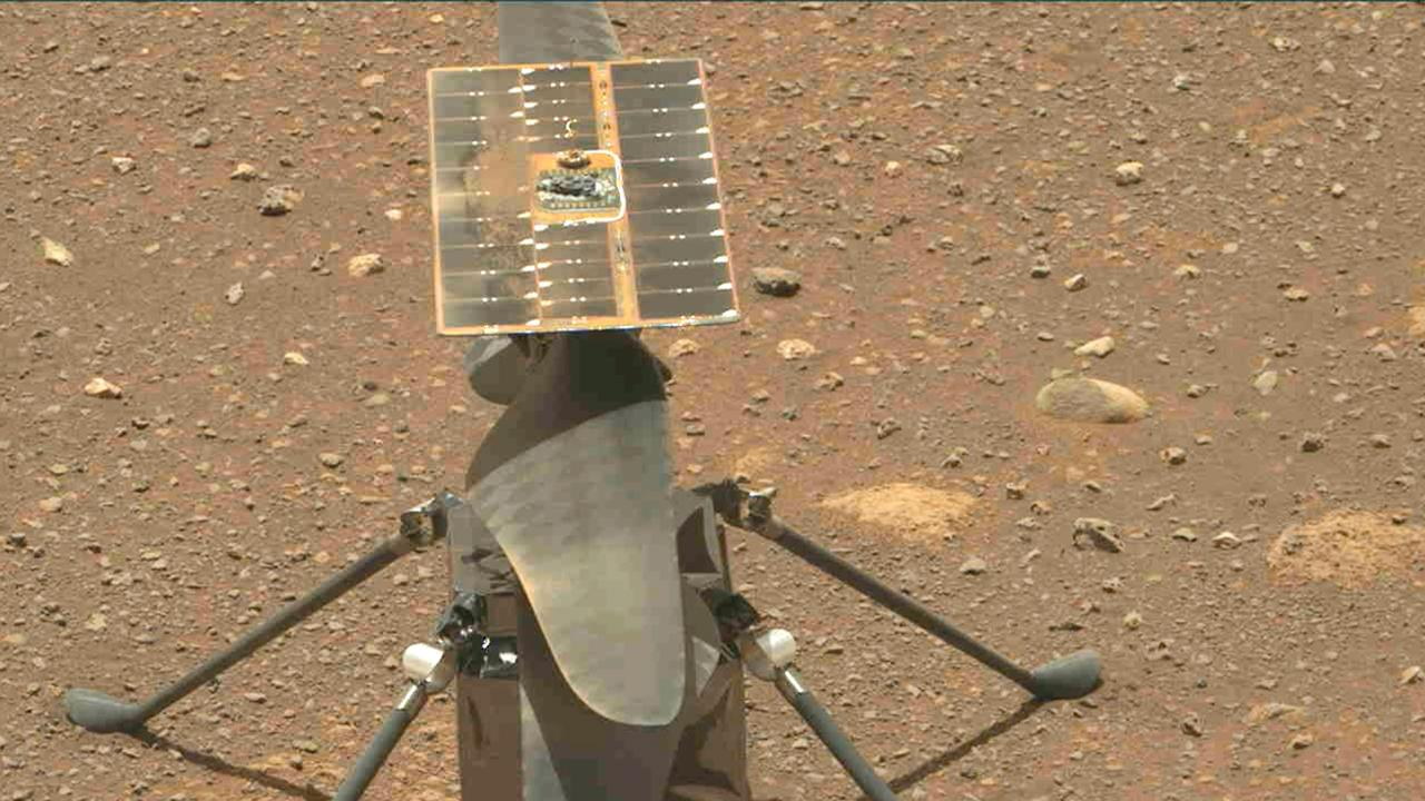NASA to Attempt First Controlled Flight on Mars As Soon As Monday - NASA