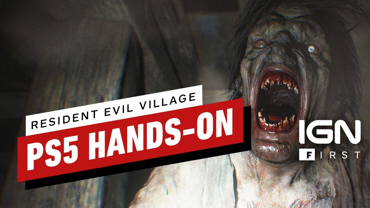 Resident Evil Village: 5-Hour PS5 Hands-On Preview – IGN First - IGN