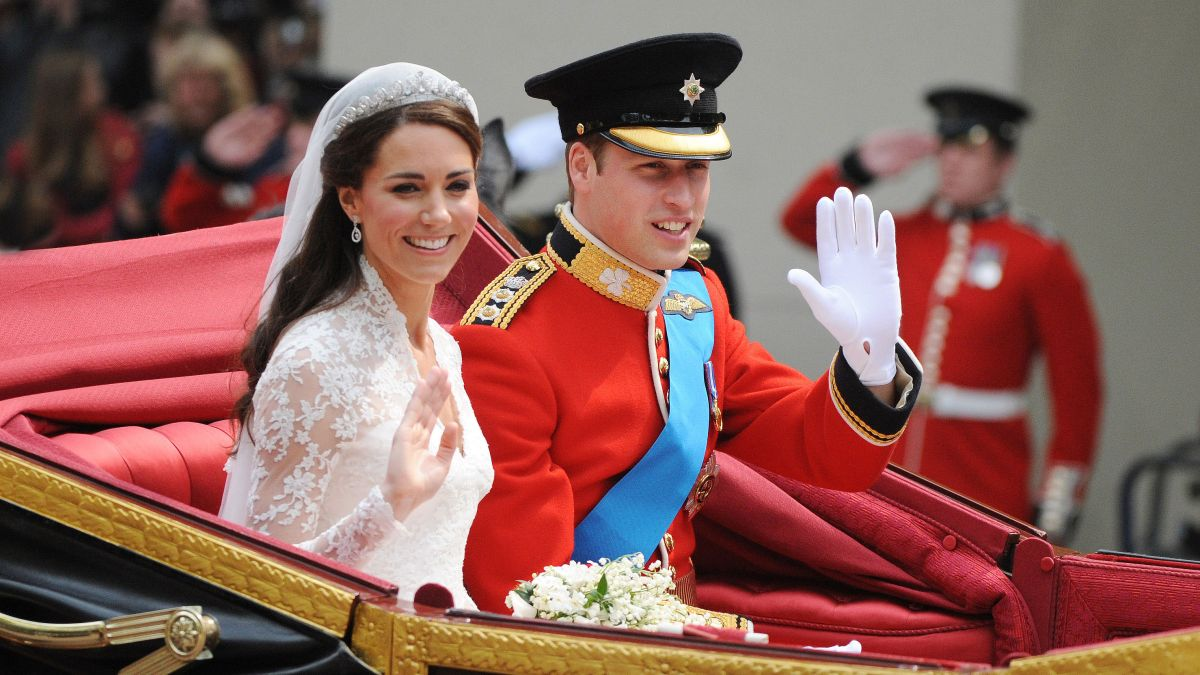 The Queen's criticism at the Duke and Duchess of Cambridge's wedding revealed by lip reader