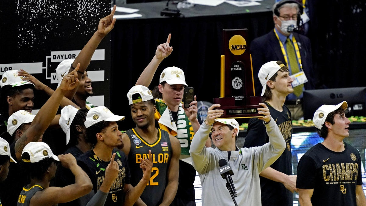 WATCH: 'One Shining Moment' on CBS after Baylor wins the NCAA Tournament title to cap a great March Madness