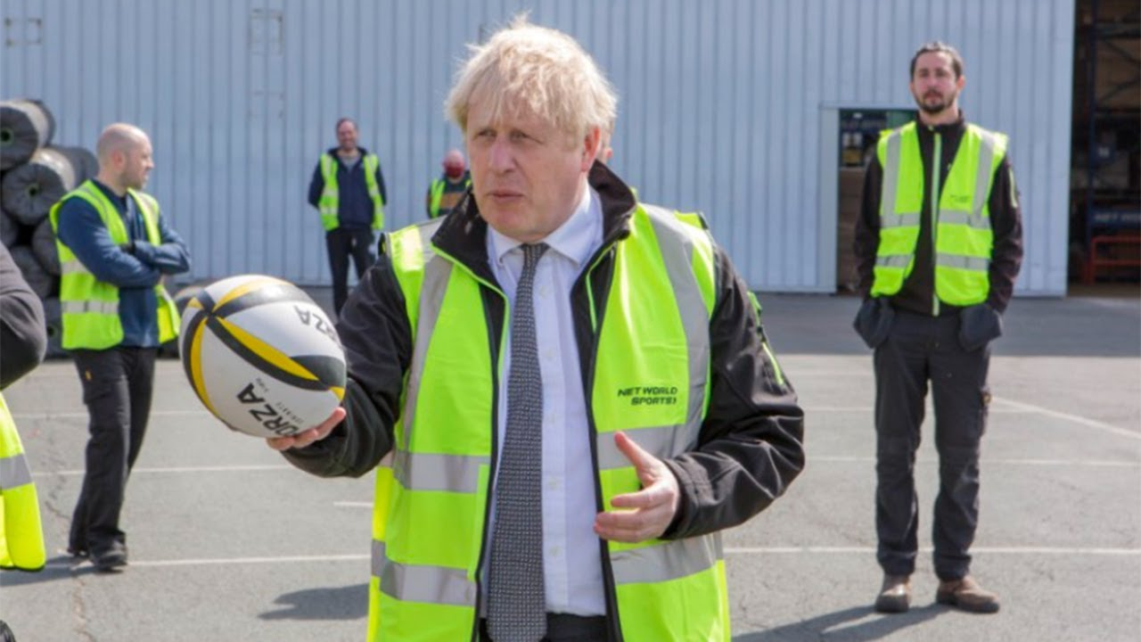 What really happened on night Boris Johnson was accused of outburst