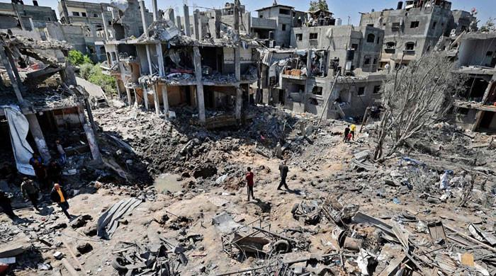 Israel continues airstrikes overnight, Palestine death toll rises to 126
