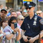 Police banned from participating in New York City Pride events until 2025