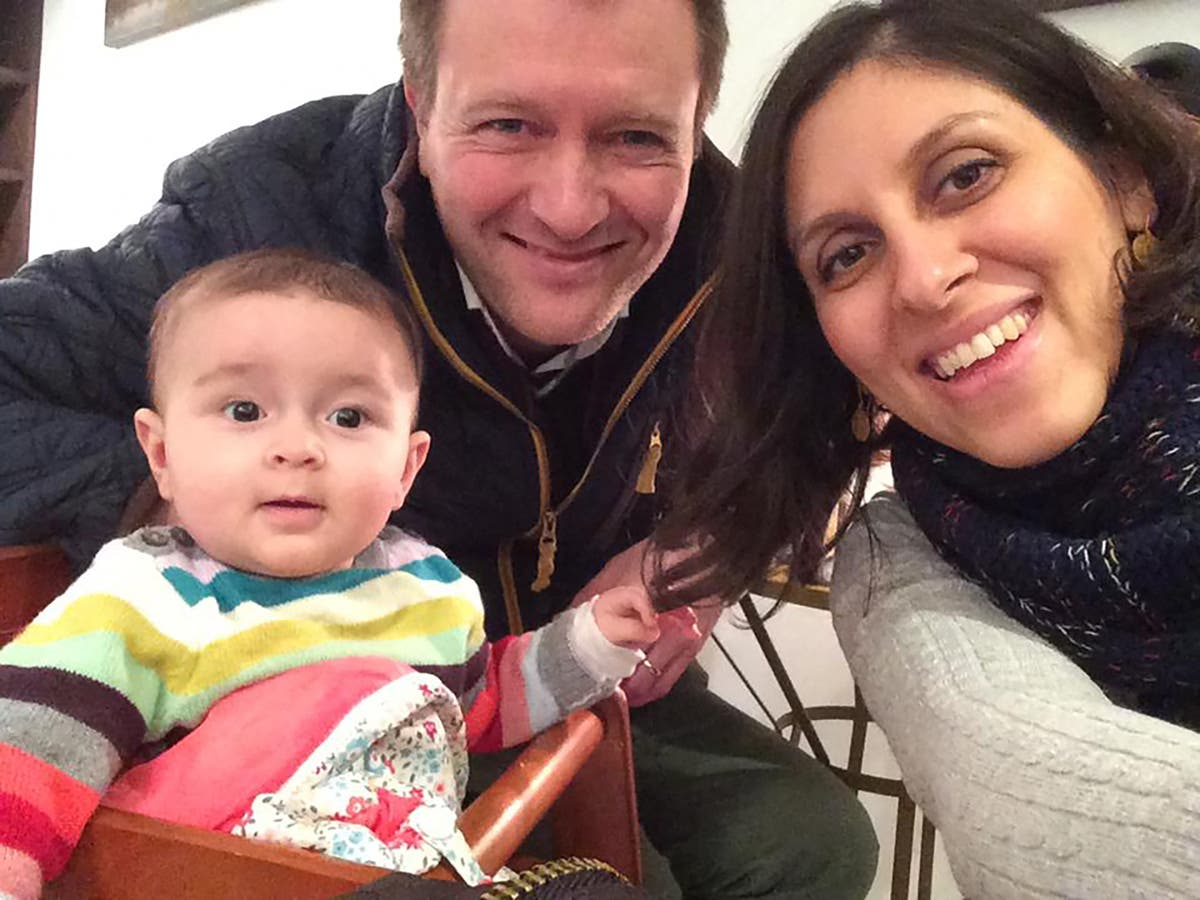 Report of Nazanin Zaghari-Ratcliffe's release is dismissed as Raab calls her treatment 'torture'