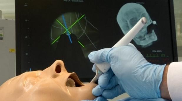 Медицинско устройство потиска болката
