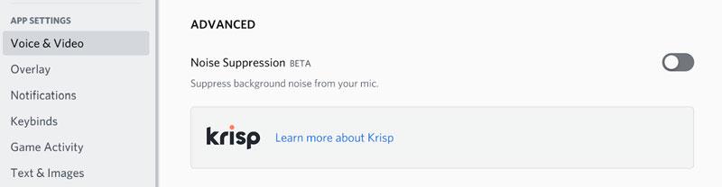 Discord Android Beta App එකට noise suppression පහසුකමක් අන්තර්ගත කිරීමට කටයුතු කරයි