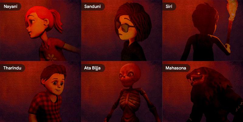 Mahasona game එක Early Access සංස්කරණයක් ලෙස එළිදැක්වීමට Ram Studios ආයතනය කටයුතු කරයි