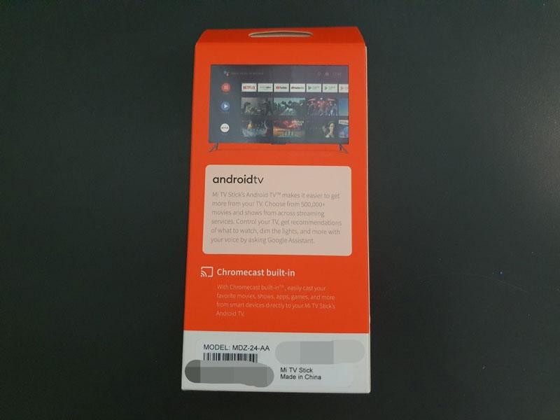 Xiaomi සමාගම විසින් ඉදිරියේදී එළිදැක්වීමට නියමිත Mi TV Stick එකෙහි benchmarks සහ photos අන්තර්ජාලයට එකතු වෙයි