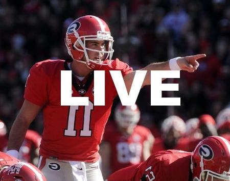 Georgia Bulldogs Live Stream Online NCAA College Football Game Video