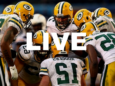 Green Bay Packers Live Stream NFL Football Game Video