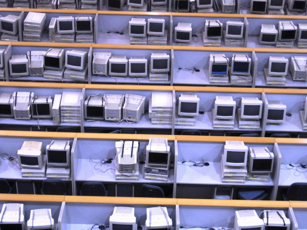 Old Computer Collectible Computer