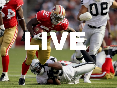 Watch San Francisco 49ers Live Stream NFL Game Video