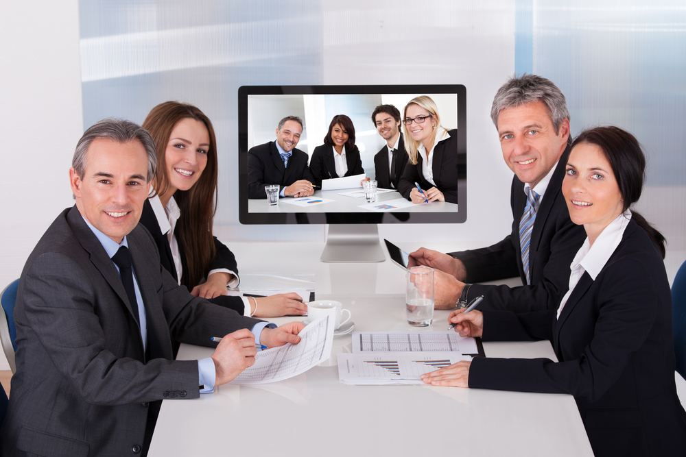 Portable Video Conferencing