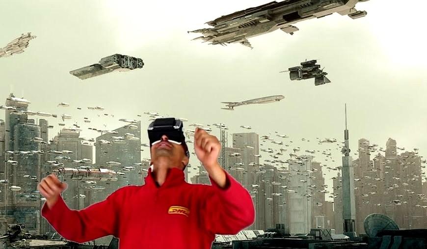 Homido Virtual Reality Headset