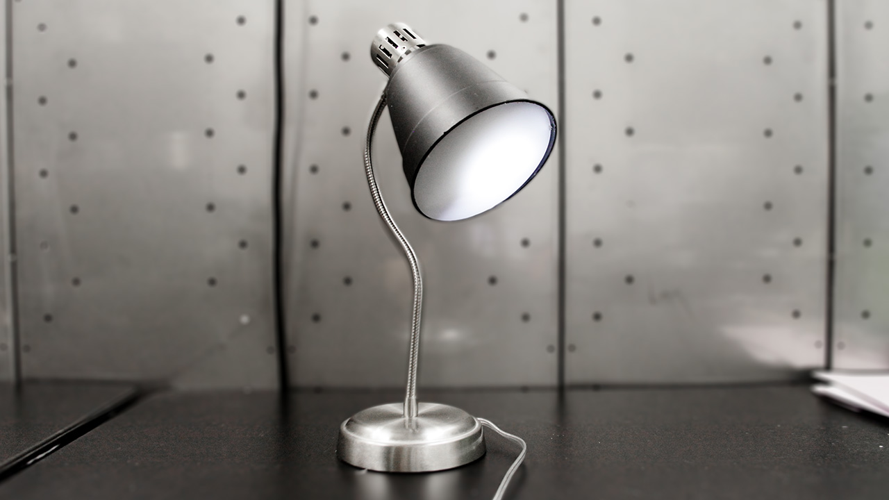 Lamps That Spy On People & Tweet Their Conversations