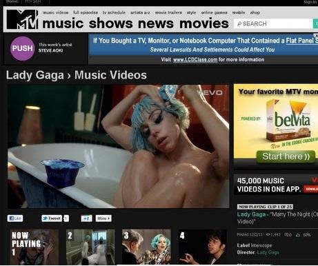 Vevo's videos make a return on MTV