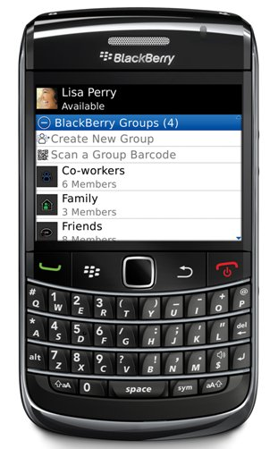 BBM still exclusive to BlackBerry users