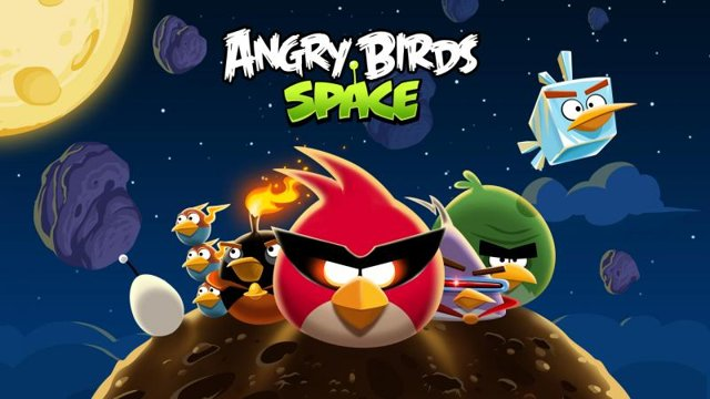 Angry Birds Space hits 100 million download mark