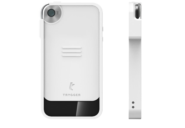 iPhone case with built in polarizing filter