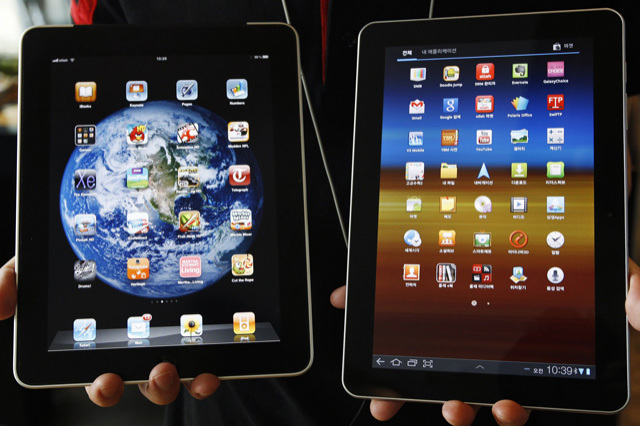 """UK Judge orders Apple to """"advertise"""" Samsung in their UK website"""