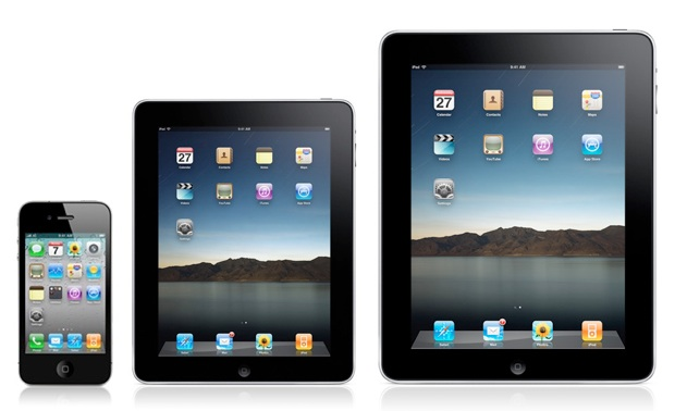 iPad Mini set to battle the 7-inch space?