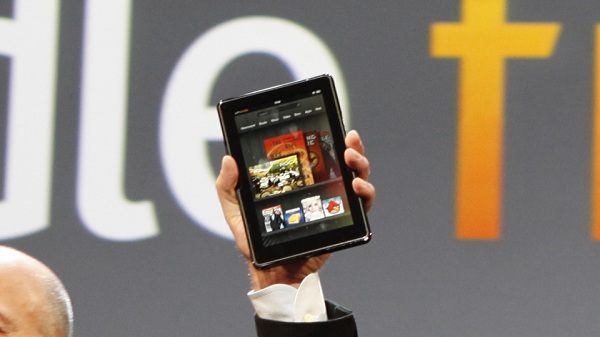 Kindle Fire 2 by Amazon to sport a bigger screen size