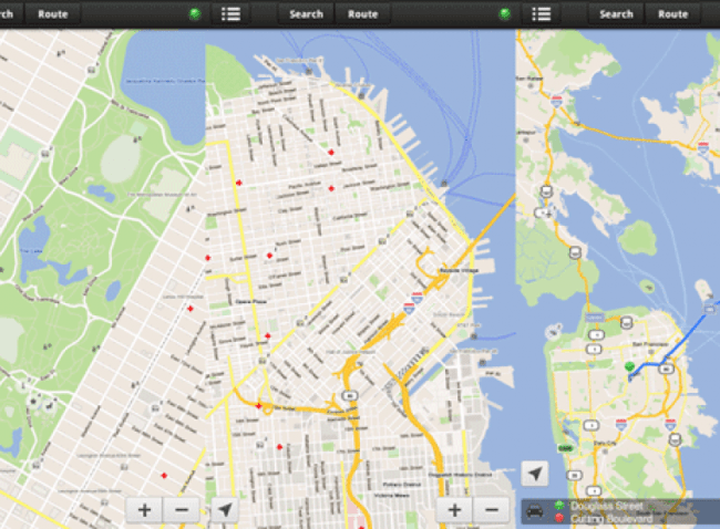 Barnes and Noble partners with skobbler to bring ForeverMap 2 to Nook