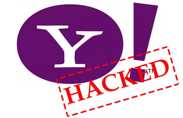 Yahoo hacked!
