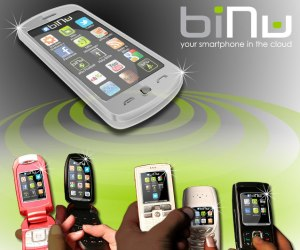 web access for your dumb cell phones