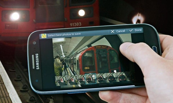 Black Galaxy S III may soon be in the offing