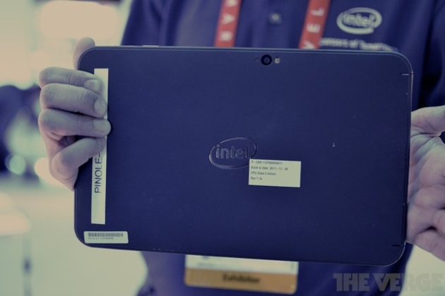 Windows 8 Intel Clover Trail SoC powered tablets coming to market