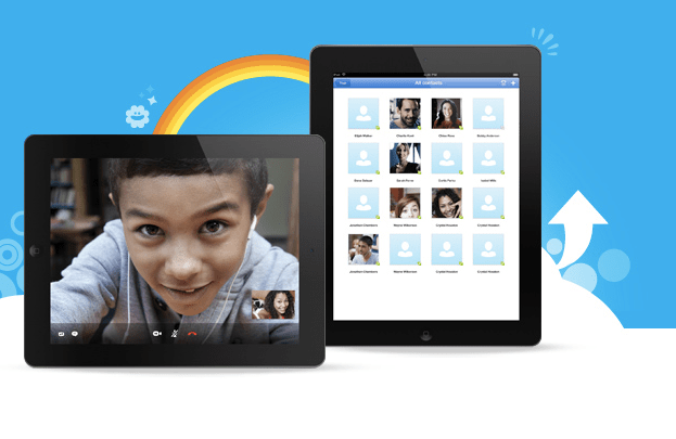 Skype iOS upgrade and consumes less battery